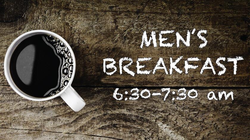 BCBC Men's Breakfast
