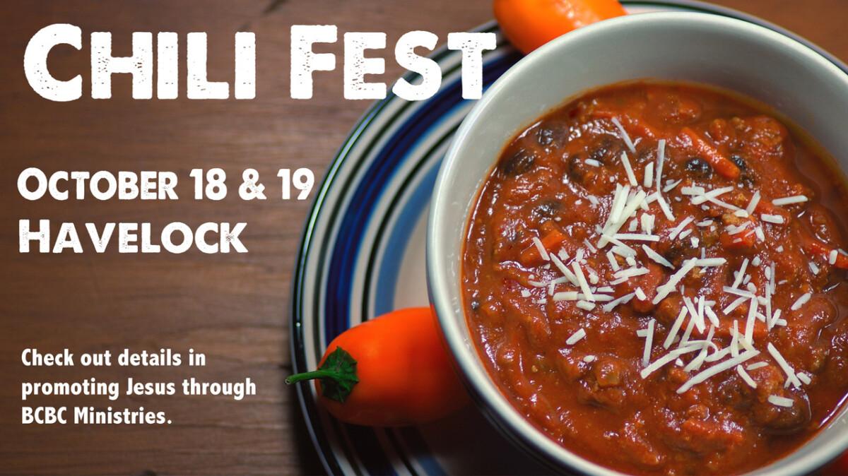 Havelock Chili Fest
