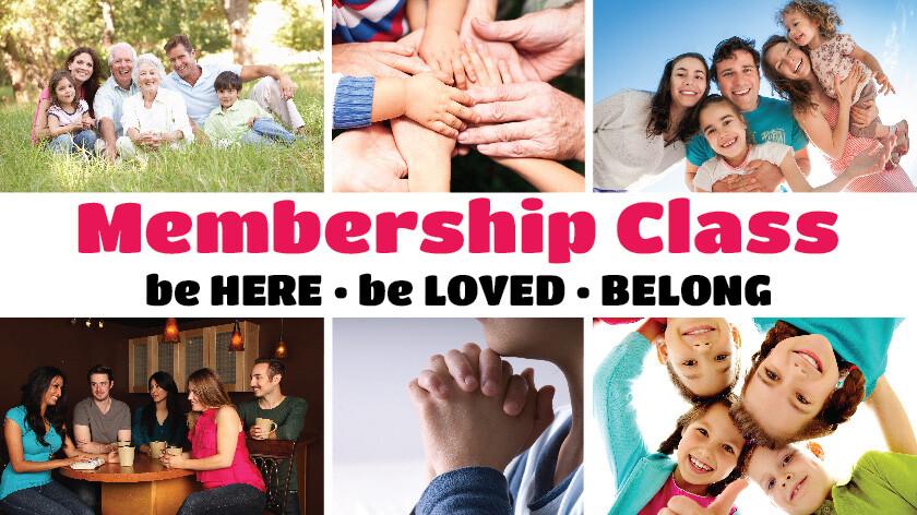 Phase 2 Membership Class