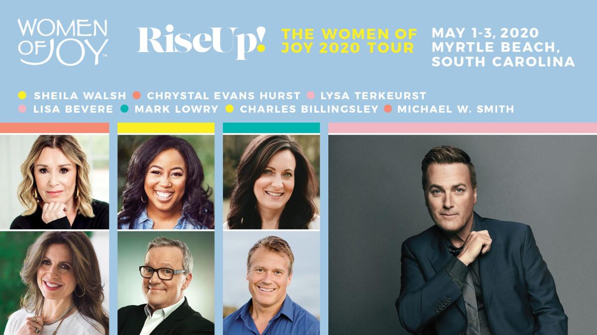Rise Up! Women of Joy Conference Registration